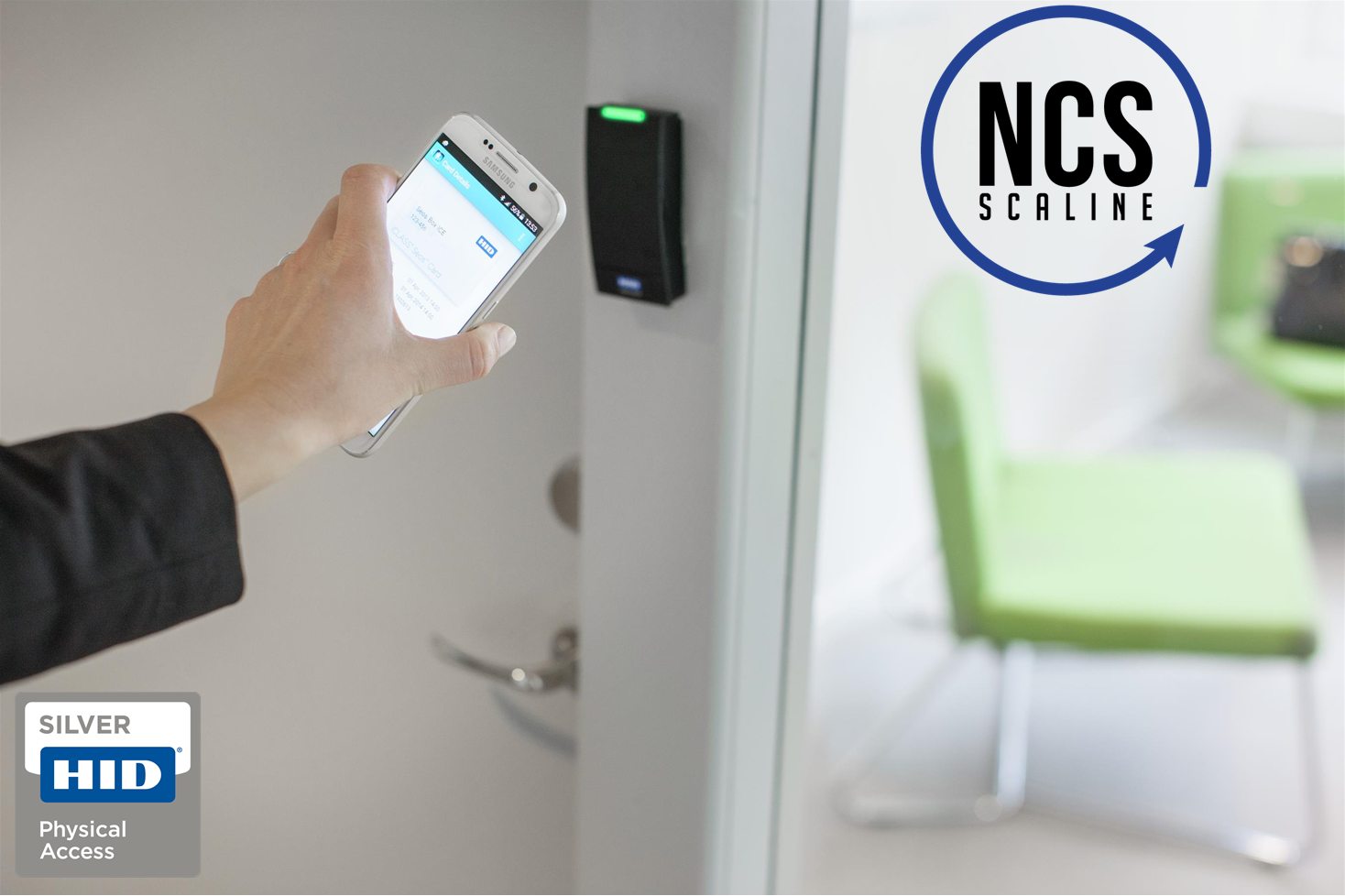 NCS HID mobile Access integration